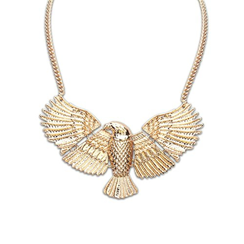 Eagle Choker Necklace - 8