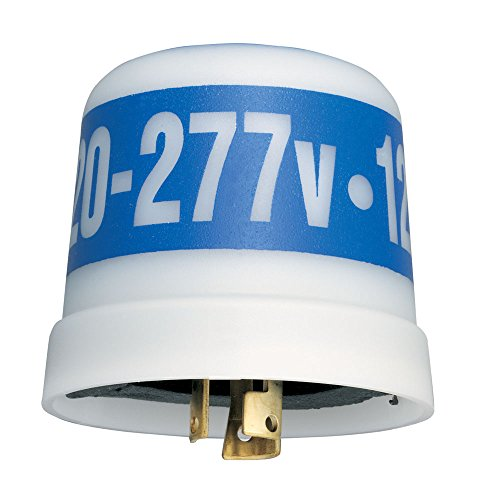 Intermatic LC4536LAC 120VAC to 277VAC Locking Thermal Photocontrol by Intermatic