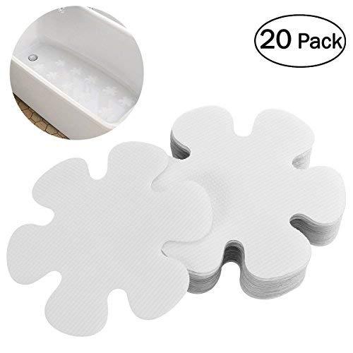 EasyGO Non-Slip Bathtub Shower Stickers,Anti-Slip Bathtub Stickers Safety Bath Shower Tread Adhesive Safety Anti-Slip Appliques