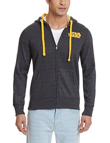 Star Wars Men's Poly Cotton Sweatshirt
