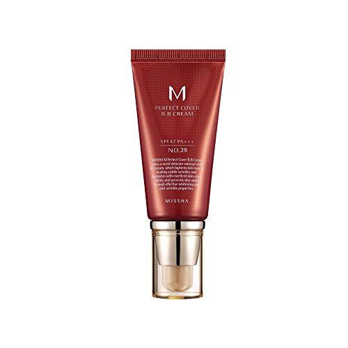 MISSHA M Perfect Cover BB Cream SPF 42 PA+++ #29 Caramel Bei