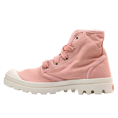 PINK PAMPA 92352 Palladium HI~SALMON 633 670 PUTTY~M Schnürhalbschuhe 92352 Raspberry Damen M marshallow BqBn6xSEO