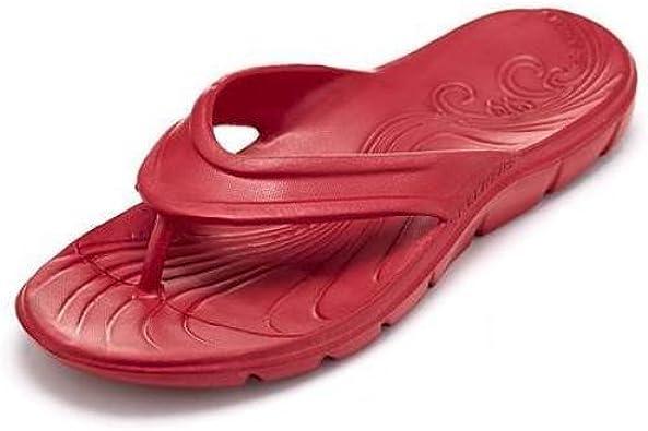 Flip Flops 11748 - Red UK 5, EU 38