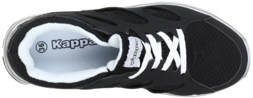 1110 unisex FOX 241560 1110 Multicolor WHITE Zapatillas BLACK BLACK Mehrfarbig Kappa WHITE qzgBwRFtq