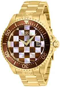 03ff65151 Shopping Gold or Grey - Metal - Invicta - Last 90 days - Wrist ...