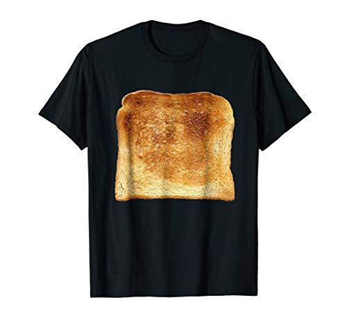 T Shirt Halloween Costumes Ideas (Bread & Toast T-Shirt Halloween Costume)