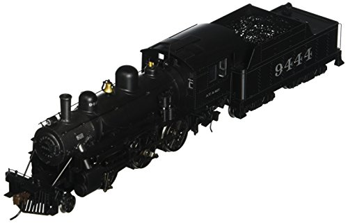 Bachmann Industries Alco 2-6-0 DCC Ready Locomotive - ATSF #9444 - (1:87 HO Scale) -  Bachmann Industries Inc., 51710