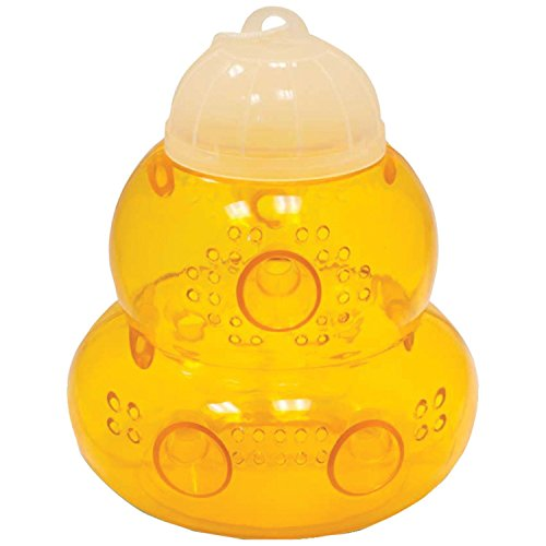 Yellow Jacket Trap (Pack of 2) (Pic Yellow Jacket And Wasp Traps 6 Pack)