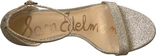 Women's Edelman Sandal Patti Glitter Sam Dress Jute Mini 64xSHH7q