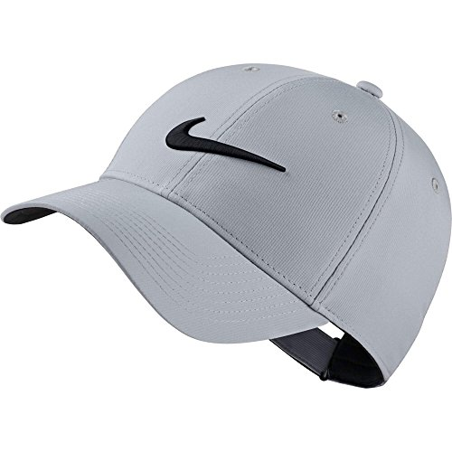 Nike Golf Hat (NIKE Legacy91 Adjustable Golf Hat (Wolf Grey))