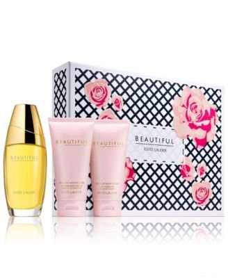 Estee Lauder Beautiful Romantic Favorites Set