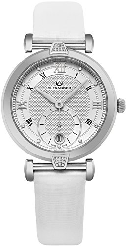 alexander-monarch-olympias-date-diamond-silver-large-face-watch-for-women-swiss-quartz-stainless-ste