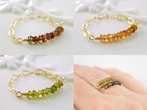 gold-stacking-rings-with-petro-tourmaline