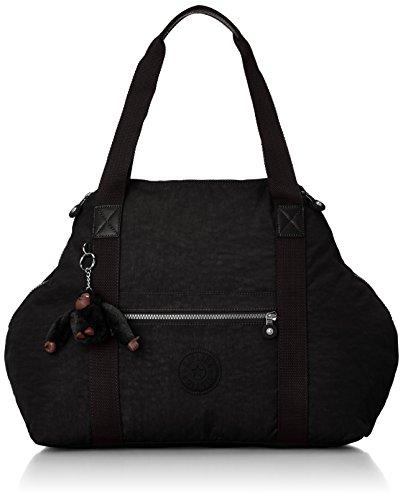 cm liters M Kipling 58 26 plage de Noir Dazz Noir Sac Black Noir Black Art x8wggFqY