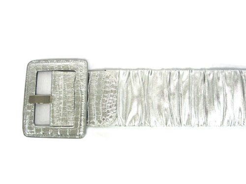 Square Covered Buckle (3