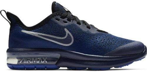 Nike Air Max Sequent 4 Rfl GS, Chaussures de Fitness Homme