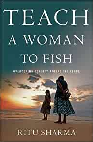 Teach a woman to fish overcoming poverty for Teach a man to fish bible verse