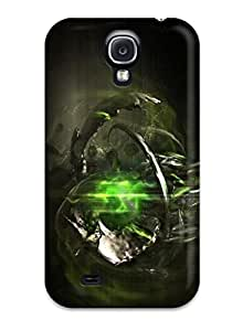 Galaxy Case - Tpu Case Protective For Galaxy S4- Abstract