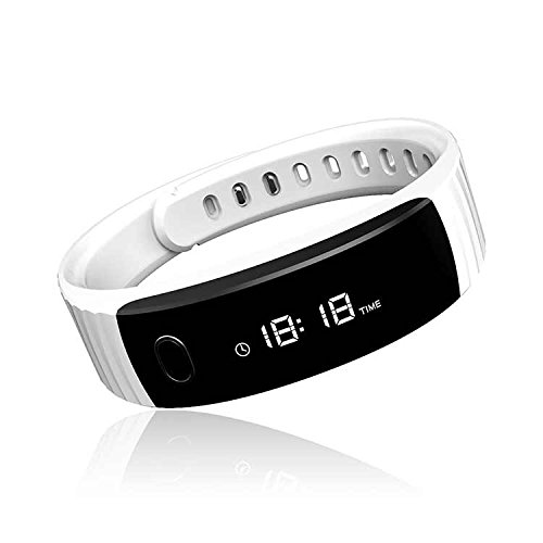 Intex technologies - Smartband fitrist neo white oled bt 4.0 and. ios. in