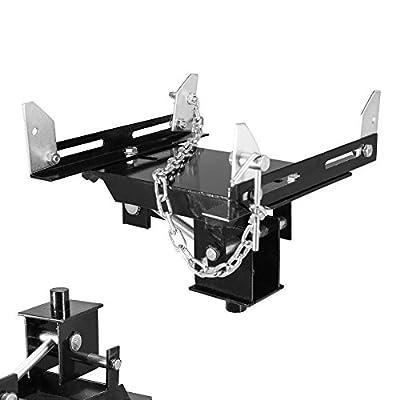 Orion Motor Tech 1/2 Ton 1100 LB Floor Transmission Jack Adapter