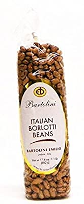 Bartolini Italian Borlotti Beans 1.1lb