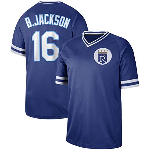 Mens Baseball Athletic Jersey - Jackson Jersey Bo