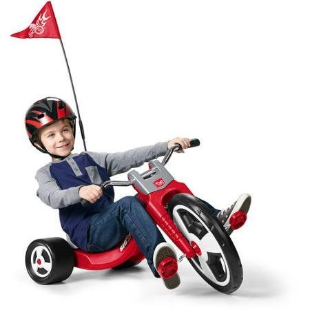 Radio Flyer Big Flyer Sport Trike, Red ()