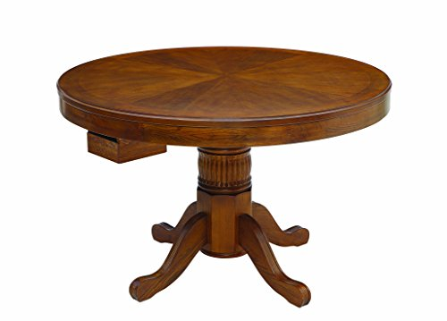 (Mitchell 3-in-1 Game Table Amber)