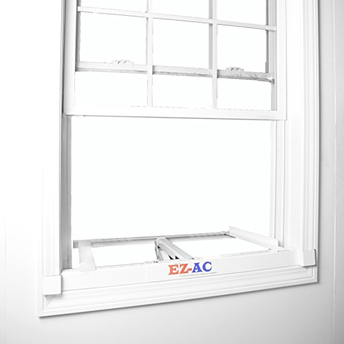 EZ-AC Air-Conditioner Support Bracket (No Drilling Required, Made In U.S.A) by EZ-AC (Image #3)