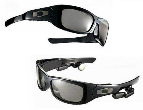 Polarized UV400 8GB 1280P HD DVR Video Camera MP3 Sunglasses Detachable Earphone