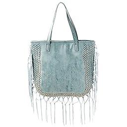 STEVEN Shay Tote Handbag (Tan)
