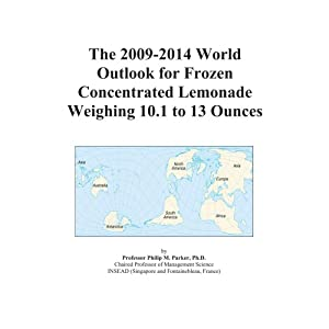 The 2009-2014 World Outlook for Frozen Concentrated Grape Juice Weighing 10.1 to 13 Ounces Icon Group