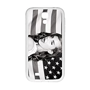 Cool painting American Girl Fashion Comstom Plastic case cover For Samsung Galaxy S4