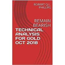 TECHNICAL ANALYSIS FOR GOLD OCT 2018: REMAIN BEARISH