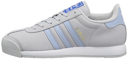 Grigio Grey Blue Solid Donna w Eu Adidas W Samoa easy Originalssamoa 42 lgh W white wFwfaYT