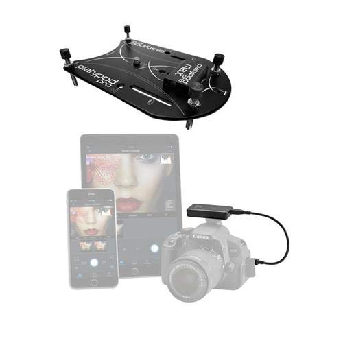 Platypod Max Plate Camera Support - with Tether Tools Case Air Wireless Tethering System