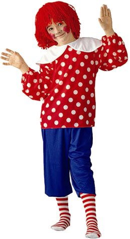 Rag Doll Boy Halloween Costume (Large 12-14)]()