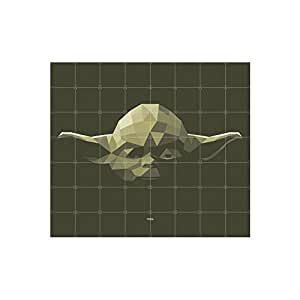Ixxi Star Wars Icon Yoda Wall Art Décor - Small
