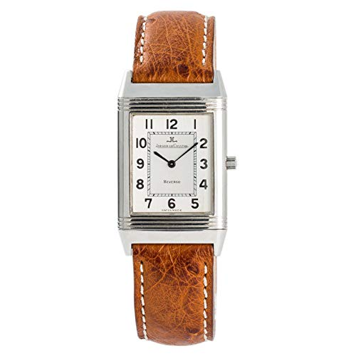 Jaeger LeCoultre Reverso Mechanical-Hand-Wind Male Watch 250.8.86 (Certified Pre-Owned)