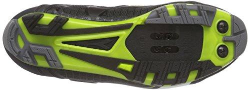 Punch5808 Scarpe Da Ciclismo Unisex black Ii X Nero Trivex Diadora lime adulto qwUTP71