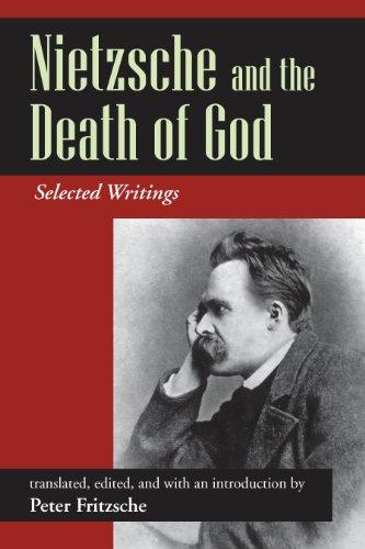 essays on god is dead nietzsche