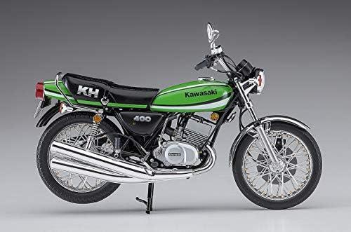 Hasegawa BK6 Kawasaki KH-400-A7 1//12 Scale kit
