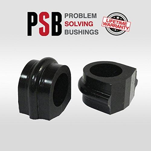 - 27mm Front Sway Bar Poly Bushing Kit Fits: 96-04 Pathfinder 00-04 Xterra 97-03 QX4 - PSB 455