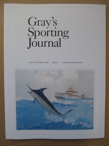 Gray's Sporting Journal Magazine Februrary/March 2010 Franz Marc-Through Animal Eyes