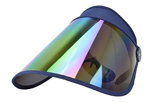 SUN VISOR UV PROTECTION HAT CAP HIKING GOLF TENNIS OUTDOOR - Rates Shipping Check