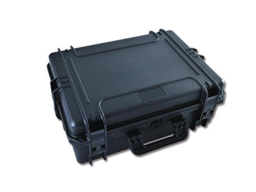 Professional Carrying Case from MC-Cases fits for DJI Phantom 4 pro and professional plus with attached propellers and space for 6 batteries by mc-cases (Image #8)