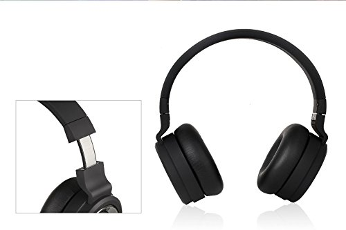 [Apply coupon] F&D Stereo HW111 Wireless Bluetooth Headphone with Mic (Black)