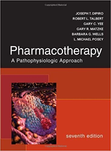 Pharmacotherapy A Pathophysiologic Approach 7th Edition Pdf