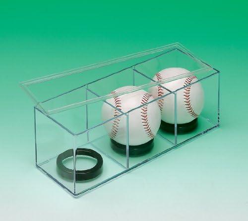 蝶プラ工業 コレクションケース ベースボールケース3P