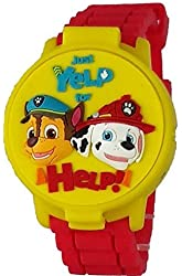 Paw Patrol Kid's 3D Digital Watch with Pop-Up Face PAW4028